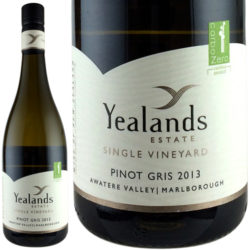Yealands Single Vineyard Pinot Gris