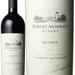 Robert Mondavi Reserve Cabernet Sauvignon