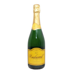 red wood sparkling brut