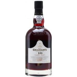W. & J. Graham's 10 Year Old Tawny Port